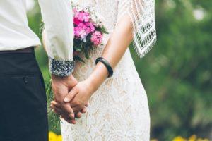 De Perfekte Beziehung - Brautpaar